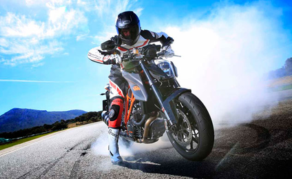 Для галереи 1290 Super Duke R ABS 2014: