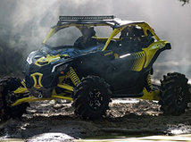 Новинка сезона SSV MAVERICK X3 X-MR
